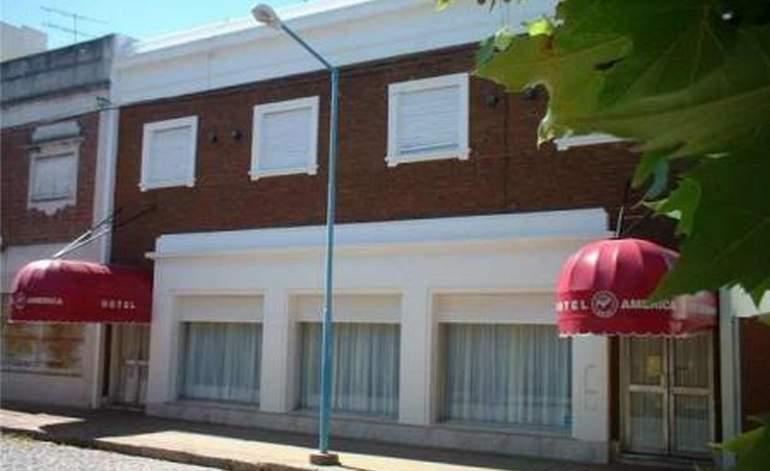 Hoteles 1 Estrella America Hotel - Coronel dorrego / Buenos aires