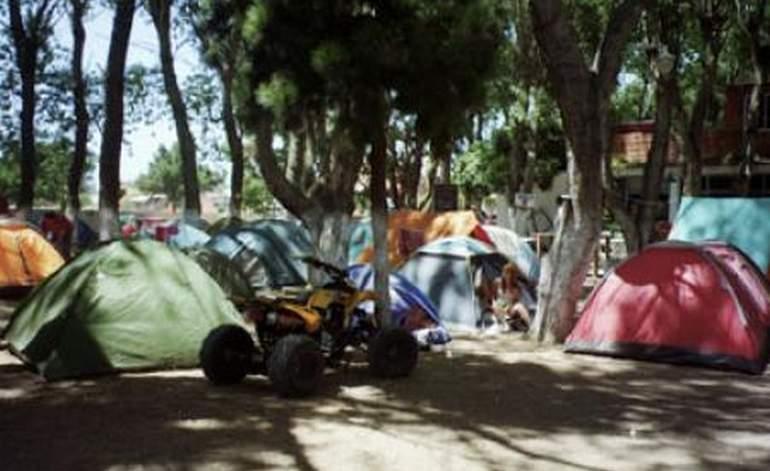 Campings Camping San Bernardo
