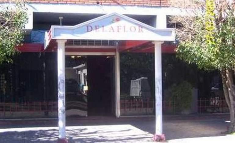 Hoteles 3 Estrellas Hotel De La Flor - Escobar / Buenos aires