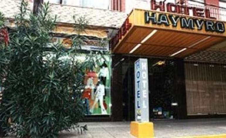 Hotel Haymyro - San bernardo / Buenos aires