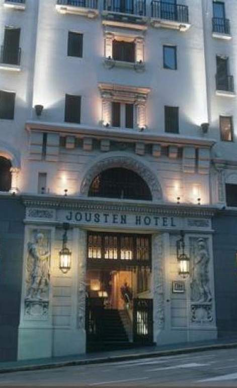 Hotel nh jousten buenos aires hoteles argentina for Hoteles en buenos aires argentina