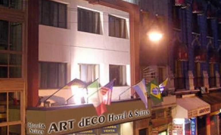 Art Deco Hotel Y Suites - Hoteles 4 estrellas / Buenos aires
