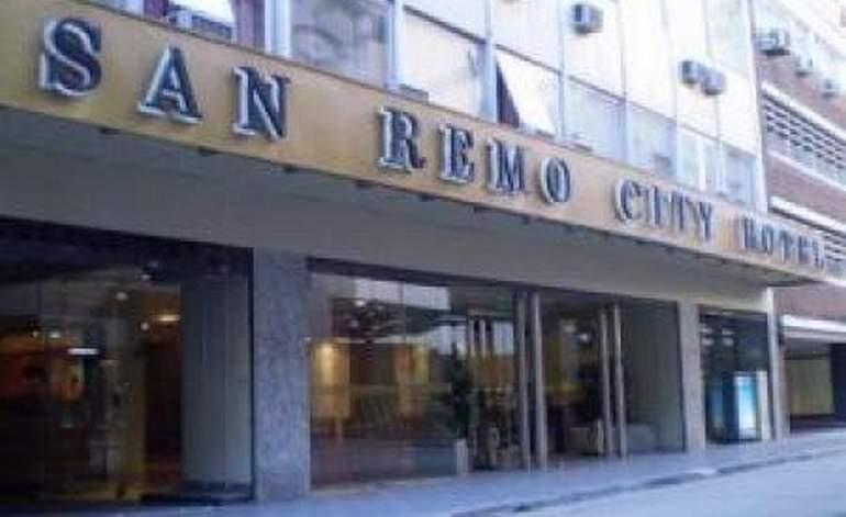 Hotel San Remo City - Hoteles 3 estrellas / Buenos aires