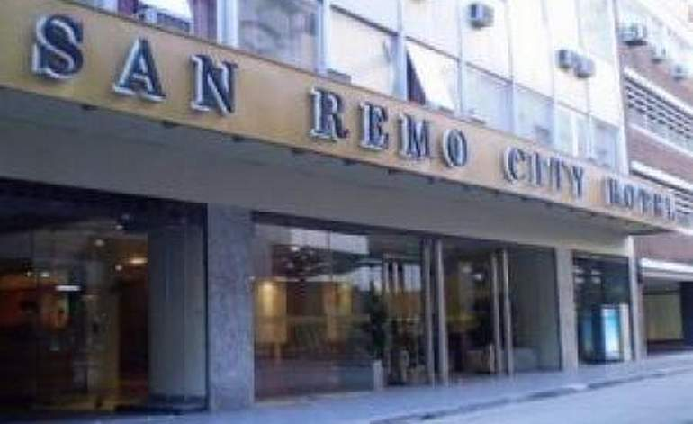 Hotel san remo city buenos aires hoteles argentina for Hoteles en buenos aires argentina