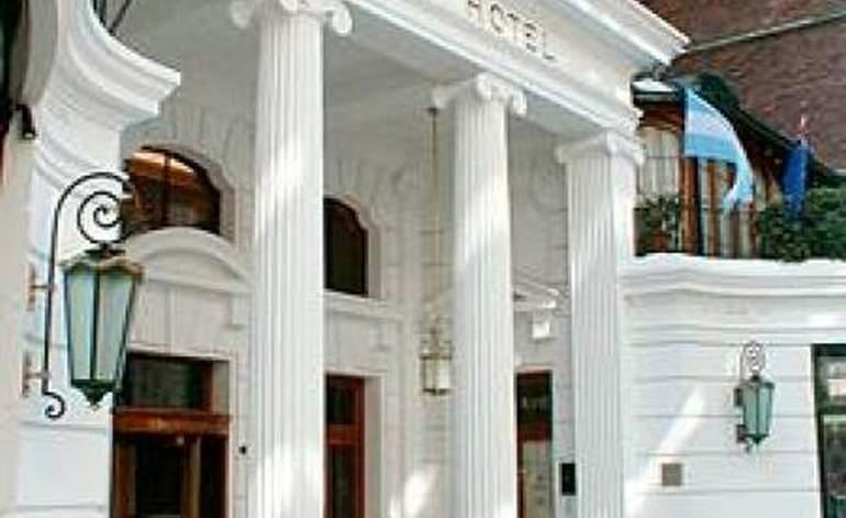 Claridge Hotel - Hoteles 5 estrellas / Buenos aires