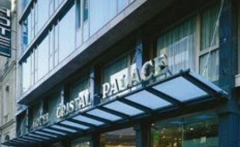 Cristal Palace Hotel - Capital federal / Buenos aires