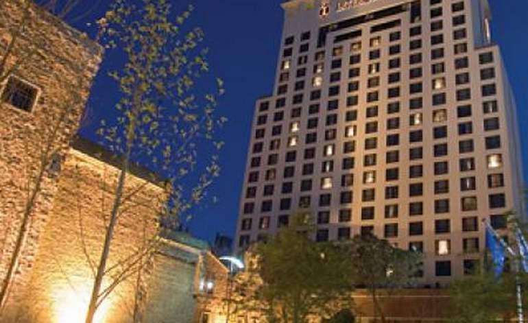 Hotel Intercontinental Buenos Aires - Hoteles 5 estrellas / Buenos aires
