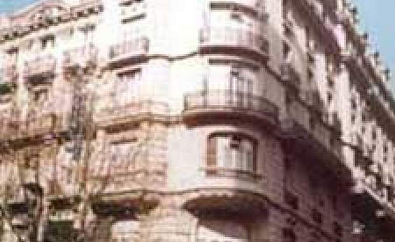Hotel Nuevo Mundial - Capital federal / Buenos aires