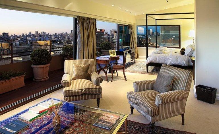 Panamericano - Hoteles 5 estrellas / Buenos aires