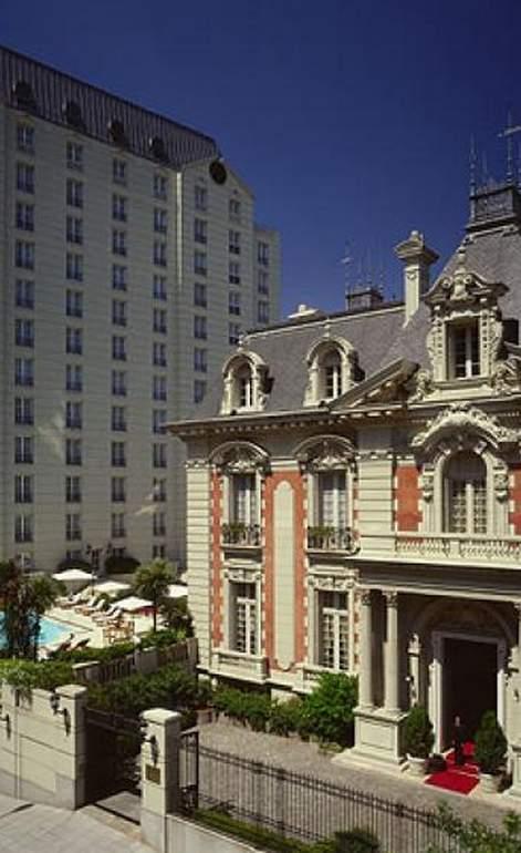 hoteles 5 estrellas en buenos aires argentina: