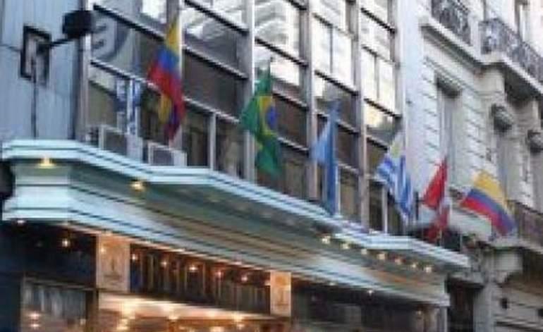 hoteles 4 estrellas en capital federal buenos aires
