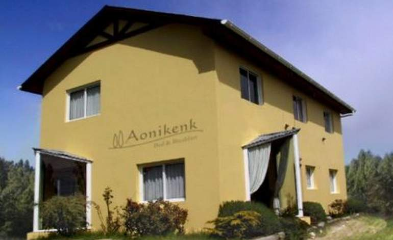 Albergues Hostel Aonikenk