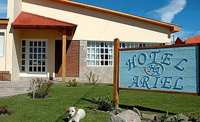 Ariel - Hoteles 1 estrella / El calafate