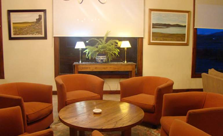 Edenia Punta Soberana - Hoteles 4 estrellas / El calafate