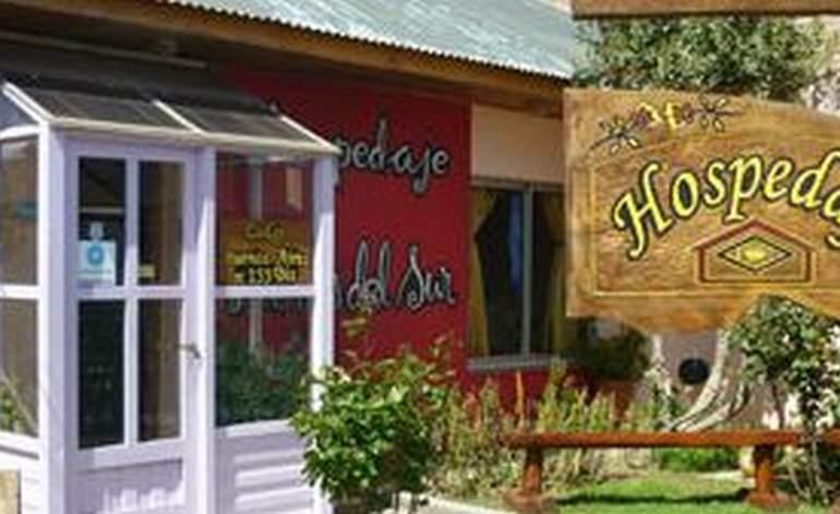 Flores Del Sur - Albergues hostels / El calafate