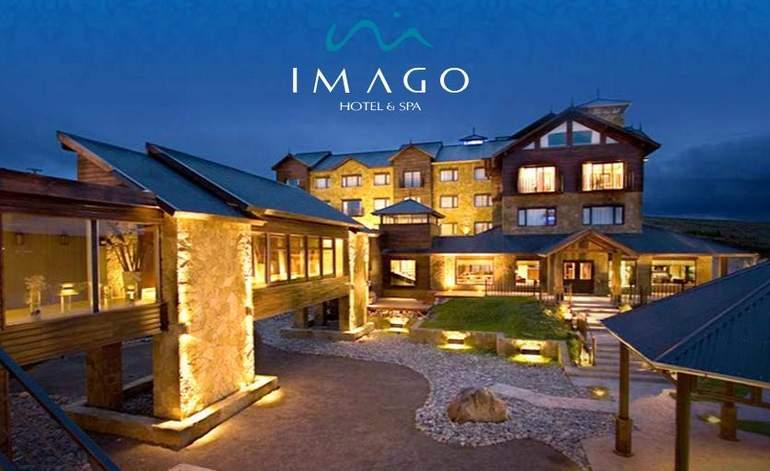 Imago Hotel Spa - Hoteles 4 estrellas / El calafate