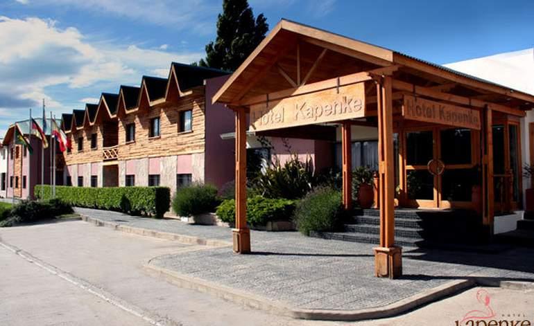 Kapenke - Hoteles 3 estrellas / El calafate