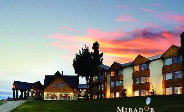 Mirador Del Lago - Hoteles 4 estrellas / El calafate