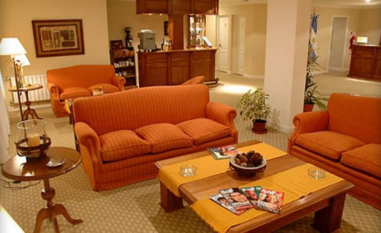 Patagon - Hoteles 3 estrellas / El calafate