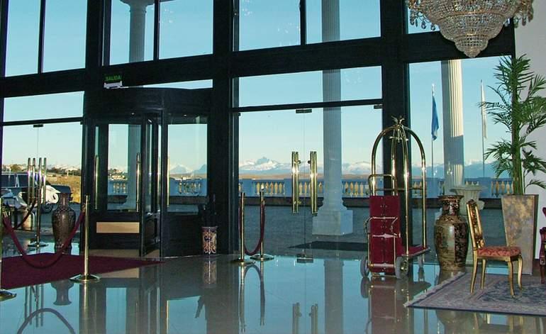 Patagonia Park Plaza Kempinski - Hoteles 4 estrellas / El calafate
