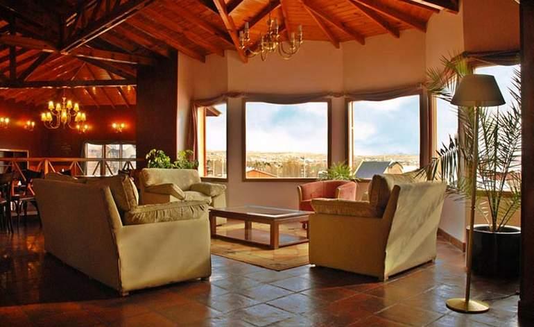 Picos Del Sur - Hoteles 3 estrellas / El calafate