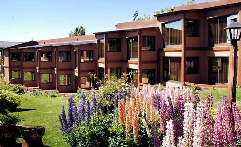 Sierra Nevada - Hoteles 3 estrellas / El calafate
