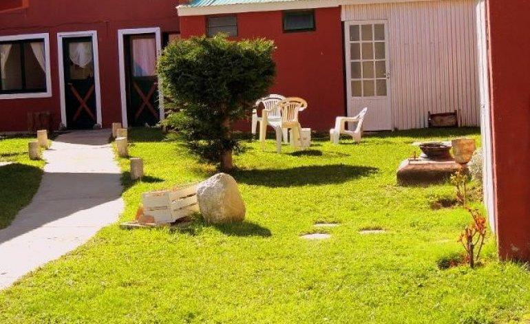 Amancay - Albergues hostels / El calafate