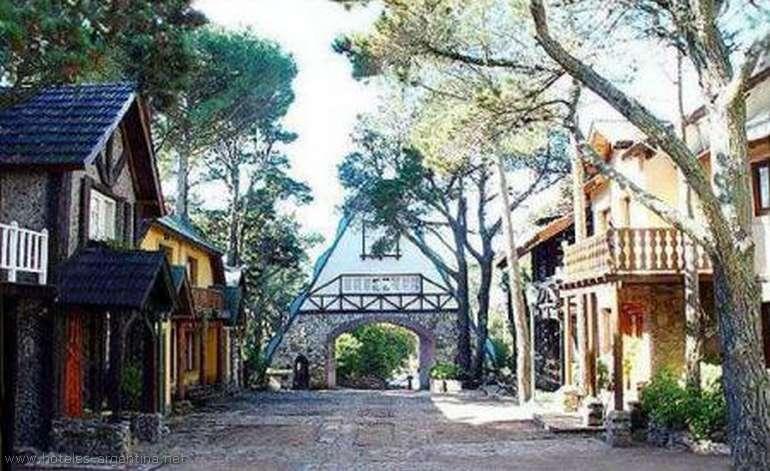 Apart Hotel Cabañas Alpinas