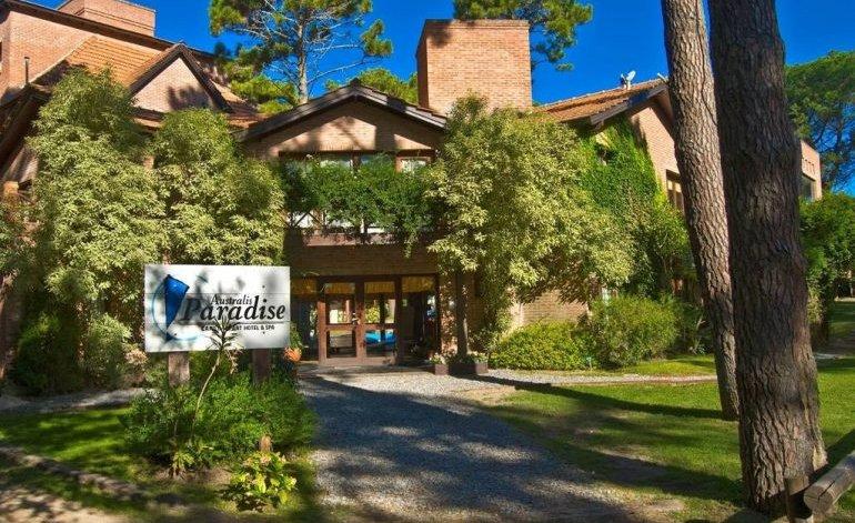Australis Paradise - Apart hoteles 4 estrellas / Carilo
