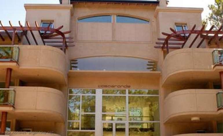 Apart Hotel Casa Grande Carilo