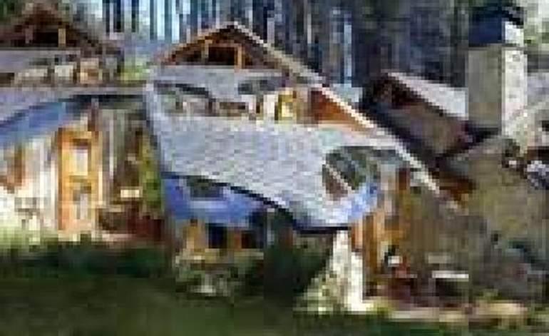 Casa Del Lago - Villa la angostura / Cerro bayo