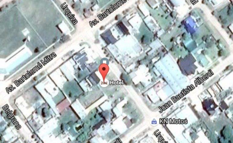 Hoteles 1 Estrella Hostal Gusti - Coronel du graty / Chaco