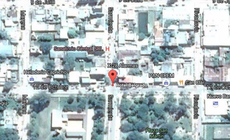 Hoteles 1 Estrella Hotel Belgrado - General san martin / Chaco