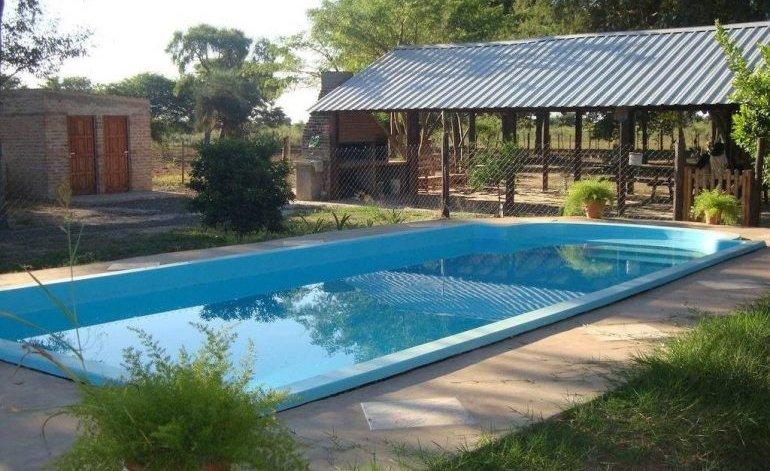 Estancia Hotel De Campo El Rebenque - Napenay / Chaco