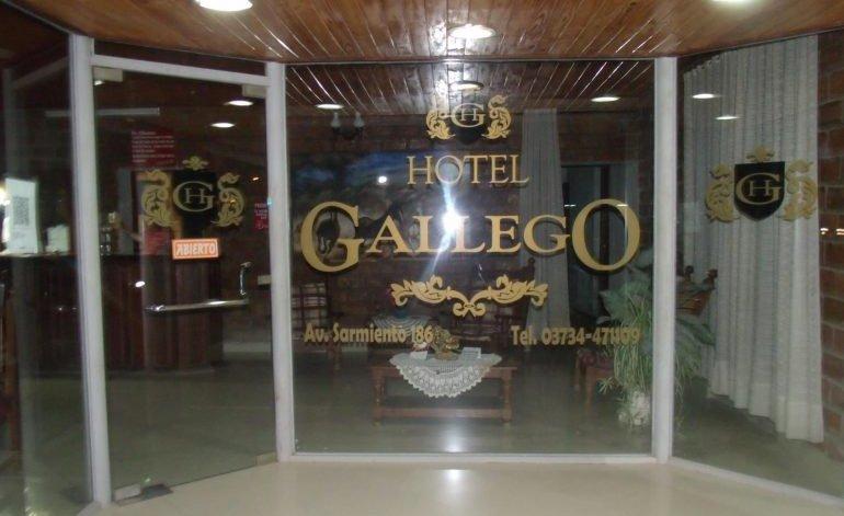 Hoteles 1 Estrella Hotel Gallego - Machagai / Chaco