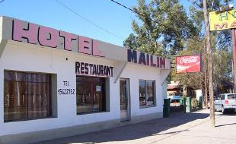 Hoteles 1 Estrella Hotel Mailin - General pinedo / Chaco