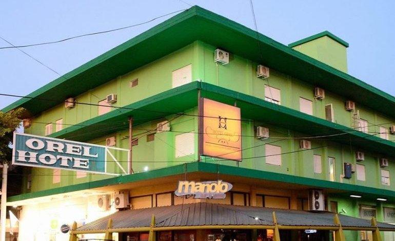 Hotel Orel - Presidencia roque saenz pena / Chaco