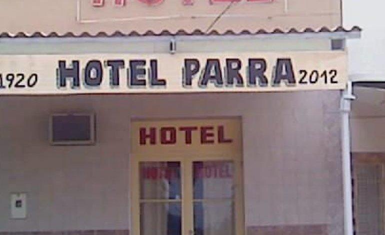Hotel  parra tradicional