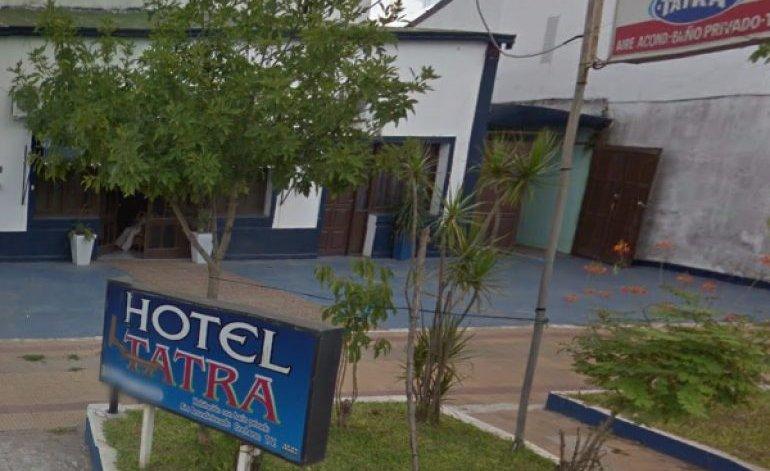 Hoteles 1 Estrella Hotel Tatra - Villa angela / Chaco