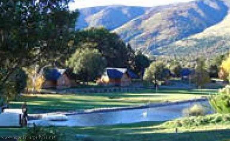 Cabañas  Andina