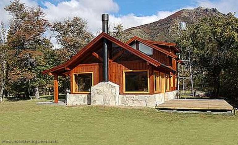 Cabaña Casa en Lago Meliquina