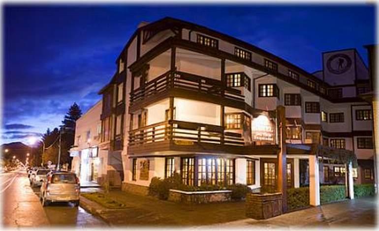 Hoteles 3 Estrellas Del Viejo Esquiador - San martin de los andes / Chapelco