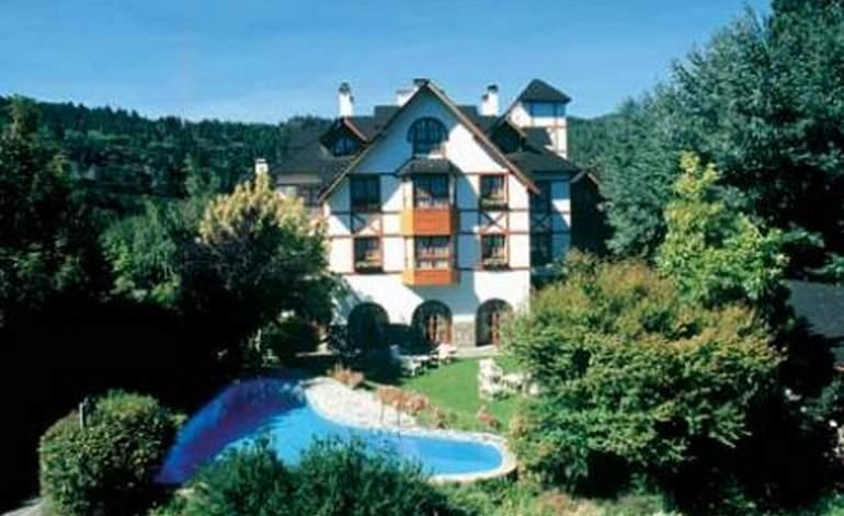 Hoteles 4 Estrellas Le Chatelet Hotel Y Spa - San martin de los andes / Chapelco
