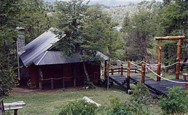 Cabaña Ruca Topago s