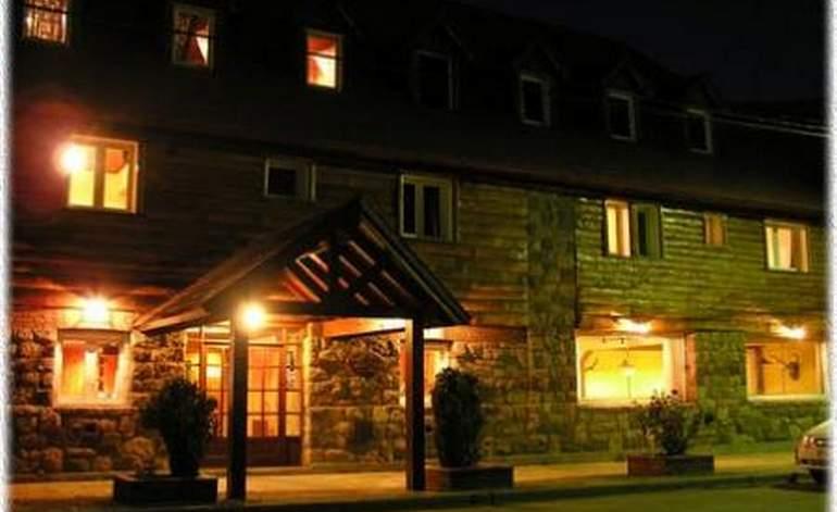 Hoteles 1 Estrella Turismo Hotel - Cerro chapelco / Chapelco