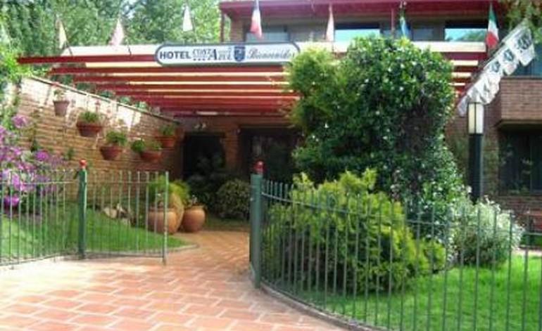 Costa Azul - Hoteles 3 estrellas / Cordoba