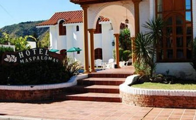 Hotel Mas Palomas