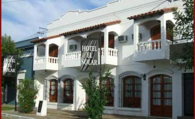 Hoteles 1 Estrella Hotel El Solar - Bella vista / Corrientes