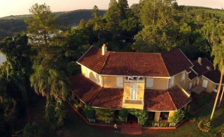 Don Puerto Bemberg Lodge - Hoteles 5 estrellas / Cataratas del iguazu