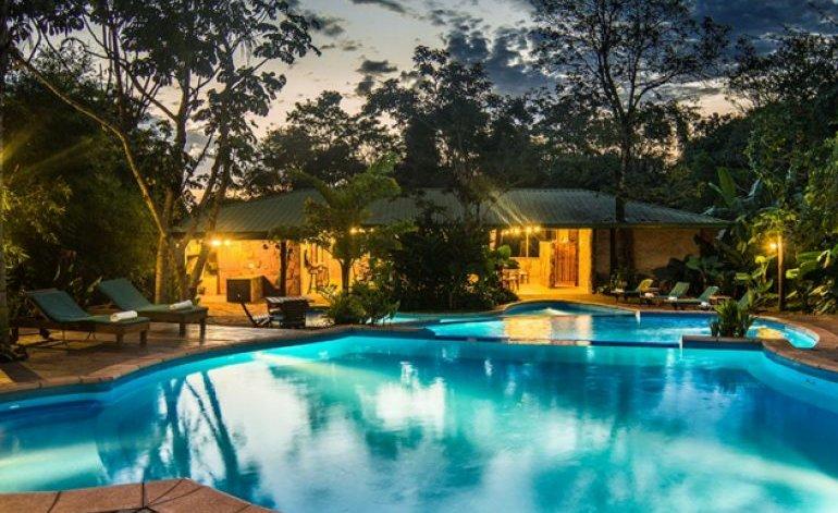 Hotel la aldea de la selva